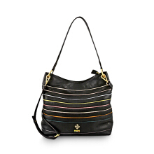 Gobelini Parade Hobo bag Black