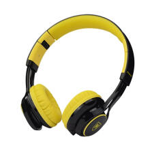 MICROPACK MHP-500 Headphone with Mic - Yellow