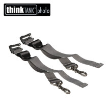 thinkTANK Camera Support Straps V2.0 (Black)