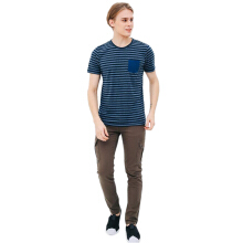 FAMO Men Tshirt 1912 519121712 - Blue