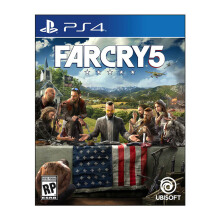 SONY PS4 Game Far Cry 5: Standard Edition - Reg 3