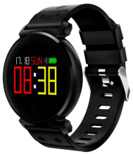 PEKY K2 Bluetooth Smartwatch Waterproof IP68 Heart Rate Blood Pressure Blood Oxygen Sport Watch for iOS Android