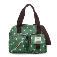 HUER Boston Tote Bag - Green