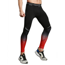 Dots Paint Dip-dye Stretch Skinny Athletic Pants