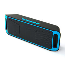 Vinmori Wireless Bluetooth Speaker Portable Stereo with HD Audio and Enhanced Bass Handsfree Calling FM Radio and TF Card Slot