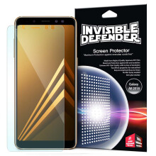 Ringke ID Invisible Defender Screen Protector for Galaxy A8 2018