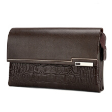 Wei's Hand bag Men's Wallet with wealth Purse and Leather Popular fdk328