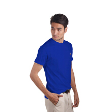 POLO RALPH LAUREN - T Shirt Custom Fit Dazzling Blue Men - PX3100006