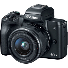 CANON EOS M50 Kit EF-M 15-45mm f/3.5-6.3 IS STM