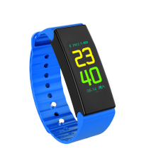 Fun with color sports bracelet waterproof pedometer health monitoring smart bracelet E-TLWD1PLUS