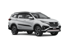 Toyota ALL NEW RUSH 1.5 S A/T TRD  (SPLIT PAYMENT)