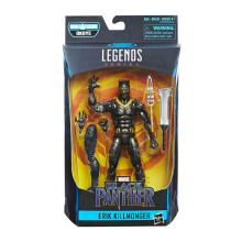 HASBRO Marvel 6 Inch Legend Erik Killmonger AVSE1573