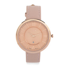 ZECA Women's Watch 1016LA.LCR.D.RG7 - Crème