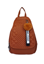 Catriona By Cocolyn Beth backpack - BROWN