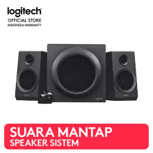 LOGITECH Z333 Multimedia Speakers - Black