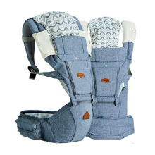 I-ANGEL Hipseat Carrier Miracle Melange - Light Blue