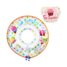 Swimava SWM203 Ice Cream G1 Starter Ring with Diaper - Mix Color