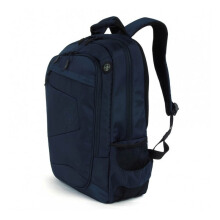 TUCANO Lato Backpack for MBP17 Blue - Black-B