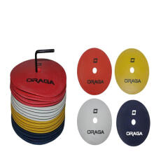 Oraga Rubber Marker - Set Of 20 - Multicolor