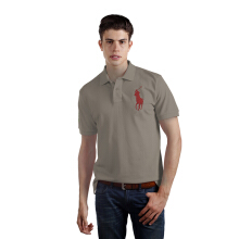 POLO RALPH LAUREN - Lacoste Mesh Polo Shirt Western Heather Men