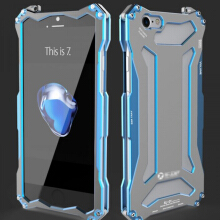 Brovp - Casing R-just Powerfull Alloy Case for iPhone 8
