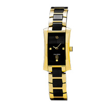 ZECA Women's Watch 322L.S.D.G2 - Black Gold