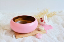 Sango Wooden Collection Mercury Pink