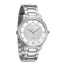 ZECA Women's Watch 307L.S.P.S1 - Silver