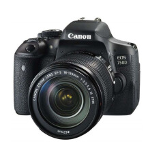 Canon EOS 750D Kit EF-S 18-135mm f/3.5-5.6 IS STM WiFi Black