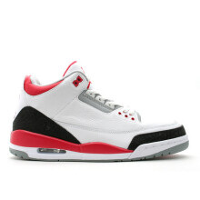 Air Jordan 3 - Fire Red US 8