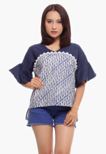 Modalogie EUDORA Blue Blue All Size