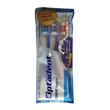 CIPTADENT Toothbrush Classic Regular Medium 3pack