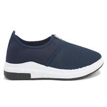 Dr. Kevin Men Sneakers Slip On 13316 - Dark Blue