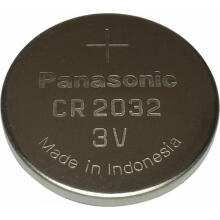 3 Batery CMOS CR2032 Original panasonic