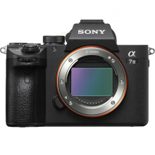 Sony Alpha A7III Body Only Hitam