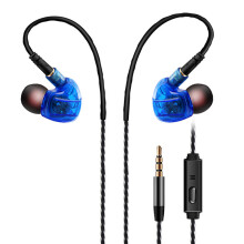 BESSKY 3.5mm In-Ear  Earphone Bass Stereo Headphones Headset Earbuds With Mic For iPhone_