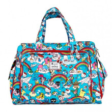 JUJUBE Tokidoki Sanrio Rainbow Dreams Be Prepared