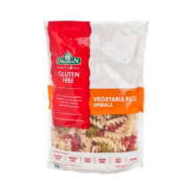 [free ongkir]Orgran Vegetable Rice Pasta Spirals - 250 Gr