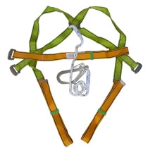 Nankai Single Hook Besar 002 Safety Belt Industrial - Body Harness