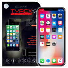 Tyrex Slim Tempered Glass for iPhone X - 0.2 mm