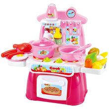 MAINAN MASAK MASAKAN COOK HAPPY KITCHEN PLAY SET