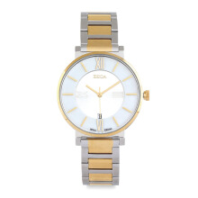 ZECA Women's Watch 1012L.S.D.G1 - Silver Gold