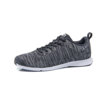 LI-NING Lightweight Casual shoes  AGCM099-2-7.5-Grey