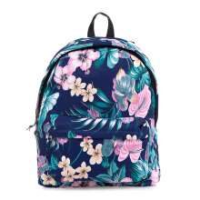 VOITTO Backpack 1716 Layered Tropical - Navy Blue