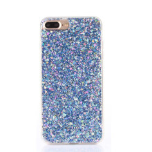 BESSKY Luxury Bling Glitter Shockproof Soft Silicone Case Cover For IPhone 7 Plus_