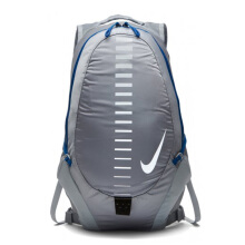NIKE Run Commuter Backpack - Wolf Grey/Blue Jay/Silver N.RI.01.044.NS
