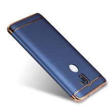 JEREFISH Xiaomi mi 5s Plus Case Matte Metal 3 in 1 Electroplate Frame Cover for Xiaomi mi 5s Plus Case