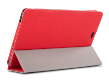Alldocube X1 8.4 inch tablet pc Pu leather case  Cover Red