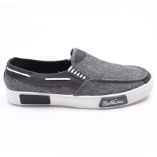 Dr.Kevin Men Sneakers Slip On 13279 - Grey
