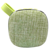 Vinmori Bluetooth Speaker Sports Sound Box Boombox Subwoofer Mini Audio Portable Outdoor Speakers For Computer Phone Green